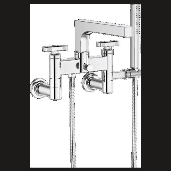 KINTSU™ Two-Handle Tub Filler Trim Kit With Knob Handles-related