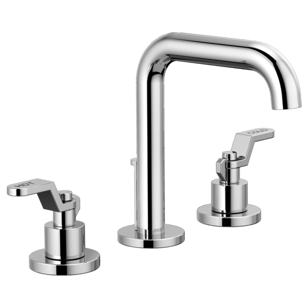 LITZE® Widespread Lavatory Faucet - Less Handles 1.2 GPM-product-view