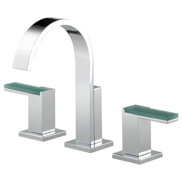 SIDERNA® Widespread Lavatory Faucet - Less Handles-related