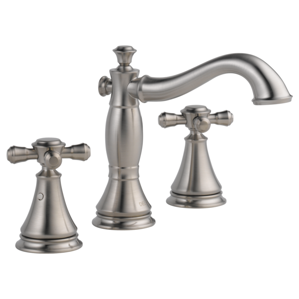 CASSIDY™ Cassidy™ Two Handle Widespread Bathroom Faucet - Less Handles In Stainless MODEL#: 3597LF-SSMPU-LHP--H297SS-related
