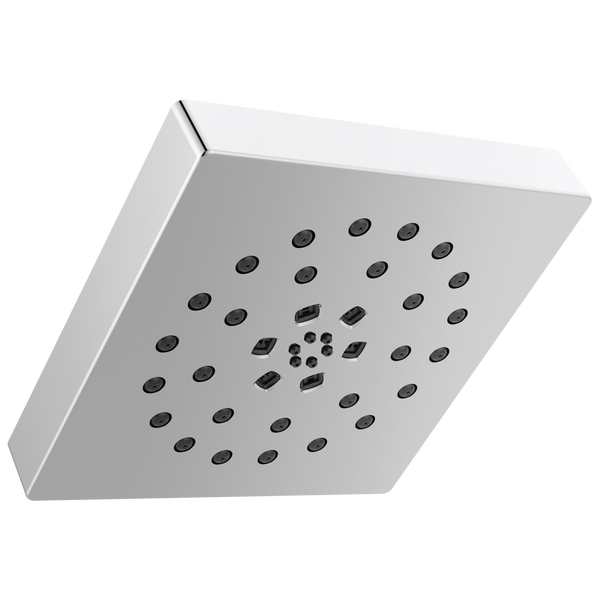H2Okinetic® 4-Setting Shower Head With UltraSoak™-home