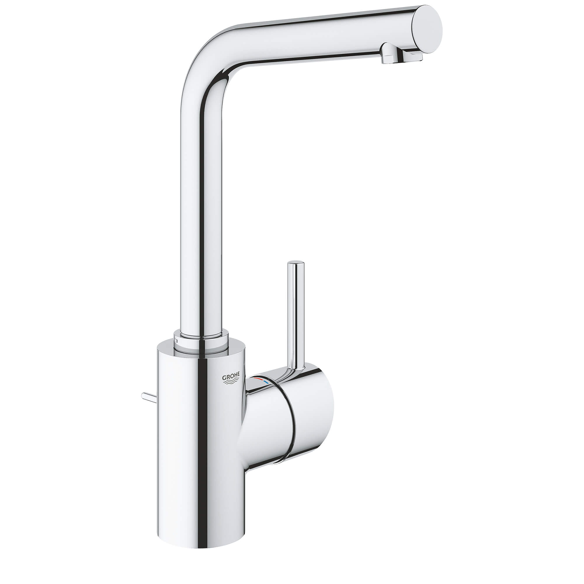 SINGLE HOLE SINGLE-HANDLE L-SIZE BATHROOM FAUCET 1.2 GPM-related