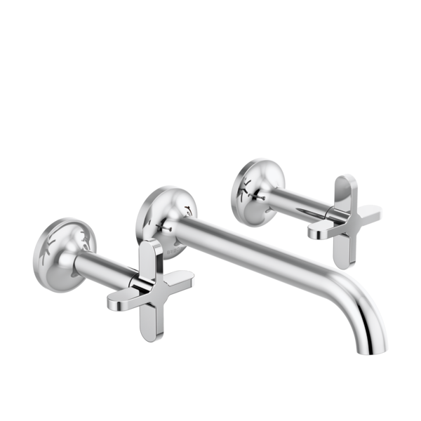 ODIN® Widespread Lavatory Faucet - Less Handles 1.2 GPM-related