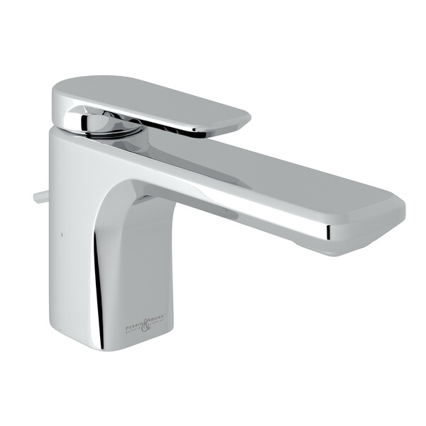Hoxton Single Hole Single Lever Bathroom Faucet - Polished Chrome with Metal Lever Handle   Model Number: U.3412LS-APC-2-related